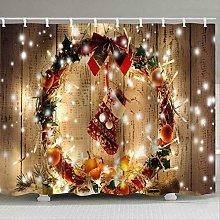 不适用 Multicolored Abstract Christmas Light