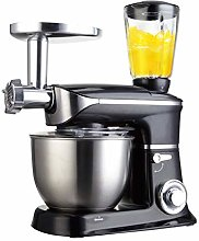 Multifunction 3 in 1 Mixer, 6 Speed Tilt-Head Chef