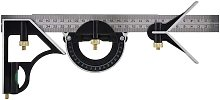Multifunction adjustable ruler square right angle;