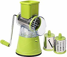 Multifunction Drum Cutter Manual Graters Vegetable