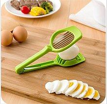 Multifunction Egg Slicer, Heavy-Duty Plastic