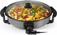 Multifunction Party Grill Pan - Electric Multi
