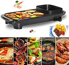 Multifunction Raclette grill for 6 People The