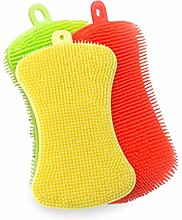 Multifunction Silicone Dish Washing Sponge