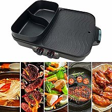 Multifunction Smokeless Indoor BBQ Table Electric