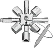 Multifunction Utility Wrench, 10 in 1 Utility