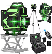 Multifunctional 16 Lines Laser Level Tool Vertical