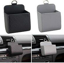 Multifunctional car storage box Car organizer for