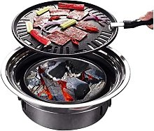 Multifunctional Charcoal Barbecue Grill, Household