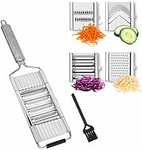 Multifunctional Cheese Grater Potato Slicer