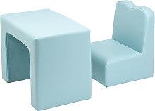 Multifunctional children's armchair modern 2