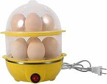 Multifunctional Double Layer 14 Egg Electric Egg