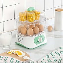 Multifunctional Double Layers Electric Smart Egg