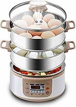 Multifunctional Electric Boilers 3-Layer Rapid Egg