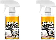 Multifunctional Foam Cleaner, Grip Spray Design,