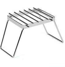 Multifunctional Folding Campfire Grill Portable