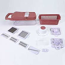 Multifunctional Food Supplement Slicer Stainless