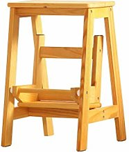 Multifunctional Home Folding Ladder Stool, 2-step