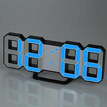 Multifunctional Large LED Digital Wall Clock