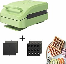 Multifunctional Sandwich Maker, Non-Stick Portable
