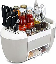 Multifunctional Spice Storage Box Detachable,