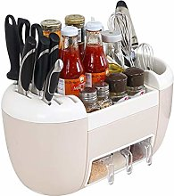 Multifunctional Spice Storage Box Detachable,