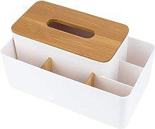 Multifunctional Storage Box Desktop Organizer