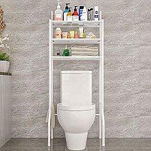Multifunctional Storage Rack for Bathroom and