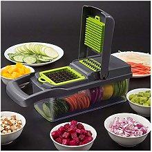Multifunctional Vegetable Cutter Fruit Slicer