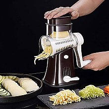 Multifunctional Vegetable Cutter Manual Roller