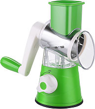 Multifunctional Vegetable Grater Rotary Cheese
