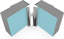 Multipanel Internal Corner Profile Type A Polished