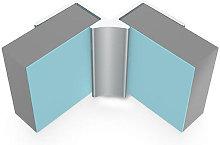 Multipanel Internal Corner Profile Type A Satin