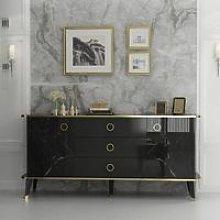 Multipurpose Cabinet Bien - with Doors, Shelves,