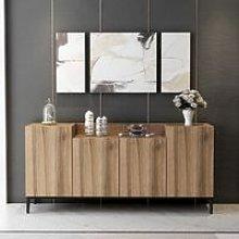Multipurpose Cabinet Helles with Doors, Shelves -