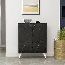Multipurpose Cabinet Lemi - with Doors, Shelves,