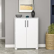 Multipurpose Cabinet Lupa - with Doors, Shelves,
