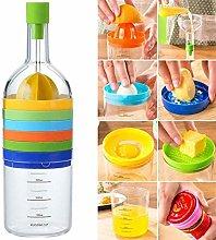 Multipurpose Function Kitchen Tool Bottle Creative