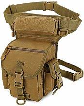 MultiPurposeLeg Bag Military Waist Bag, Hip and