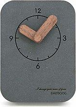 MUMUMI Alarm Clocks,Clock New Home Desk Table