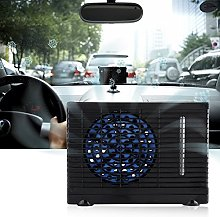 MUMUMI Fan,Car Air Conditioner,12V Portable Auto