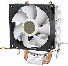 MUMUMI Fan,CPU Cooler,3 Pin Connector Pc Air