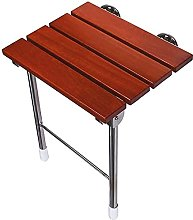 MUMUMI Shower Chair Shower Stool Folding Bath Seat