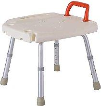MUMUMI Shower Seat,Shower Stool Adjustable Height