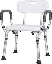 MUMUMI Shower Seat,Shower Stool Lightweight Height