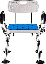 MUMUMI Shower Seats,Shower Stool Adjustable Height