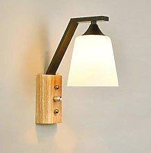 MUMUMI Wall Lamps,Light Bedroom Led Bedside Lamp