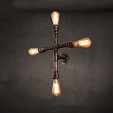 MUMUMI Wall Lamps,Light Cross Water Wall