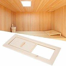 Mumusuki Sauna Room Air Ventilation Panel Steam