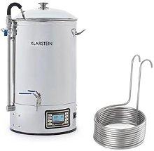 Mundschenk + Immersion Cooler Beer Brewing System
